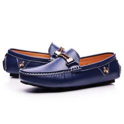 Qualidade elevada dos homens a moda casual Sapatas Loafer calçados de couro (FTS1019-19)