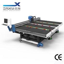 Multifunktions-Glasschneiden-Maschine CNC-Zxq-L3829 mit Vakuumladevorrichtungs-Full-Automatic Glasschneiden-Tisch mit Glasladen-Funktion