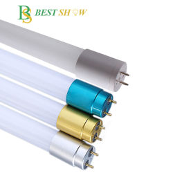 China Fabricante de fábrica marcação Batten luminária de luz Linear 60cm 120cm 150cm 600mm 1200 mm 1500mm 9W 18W 20W 25W 30W Triproof T5 T8 TUBO TUBO LED circular de vidro