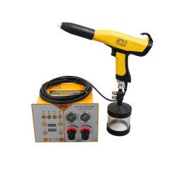 Pistola a spruzzo per verniciatura a polvere elettrostatica Easy Color Change (COLO-800T-B) Per piccoli componenti