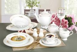Nuovo insieme di pranzo domestico ad alto livello di uso dell'insieme di pranzo di Cina di osso