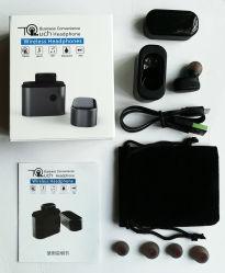 Trasduttore auricolare mini vero Earbuds senza fili di Tws Bluetooth 5.0 con la cuffia avricolare Handsfree senza cordone di sport del Mic per il telefono