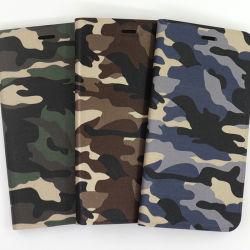 Comercio al por mayor del Ejército de algodón de poliéster azul Digital uniforme militar de camuflaje Fabric