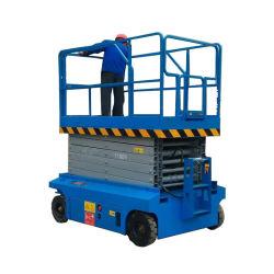 Diseño personalizado de la plataforma móvil de 10 m/500kg de la mesa de elevación para el mantenimiento Municipal