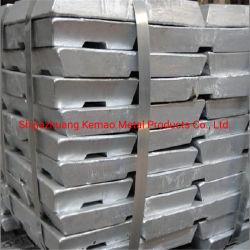 熱い販売の工場価格高級な純度亜鉛インゴット(#1) 99.99%Specifications純粋な亜鉛インゴット