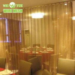 Divisori spaziali in mesh decorativi Tenda per interni/hotel/ristoranti