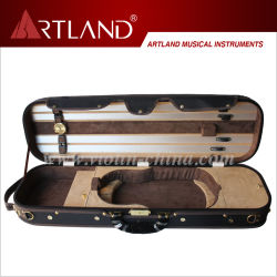 高品質の合板のバイオリンの箱(SVC304)