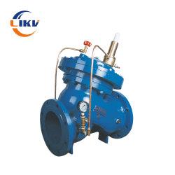 La presión de alivio de la seguridad de control de agua y la celebración de la válvula de presión de aceite / agua/ válvula reductora de presión de vapor y presión