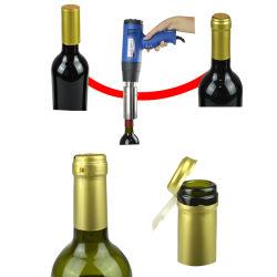 Tampa de PVC de encolhimento de garrafas de vinho, Vodka cápsula de plástico da embalagem