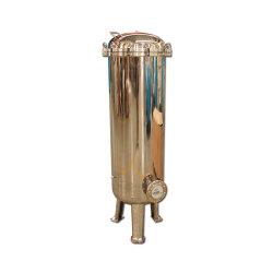 5 Microns cartouche de filtre de sécurité de sédiments en PP pour la purification de l'eau potable