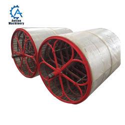 El diámetro del cilindro de la máquina de pasta de papel 1500 Molde