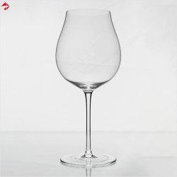 Haste de brilho copos de vinho 700ml Conjunto de 2 copos de vinho Stemware