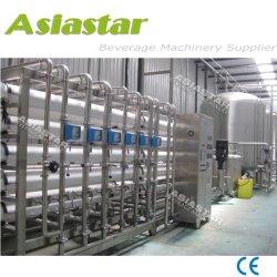 Automatisches industrielles RO-Mineralgetränk-Wasser-verpackenbehandlung-Reinigung-flüssiger Filter Purifer füllendes Geräten-Pflanzenumgekehrte Osmose-System