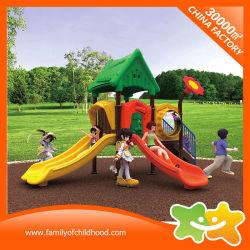 Mini Outdoor Play House Playground Euzending Kids Slide for Sale