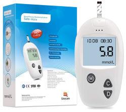 Портативный цифровой измеритель уровня глюкозы в крови в области здравоохранения для мониторинга ЧСС старейшина народа