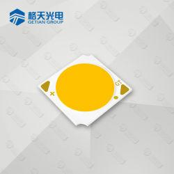 Lm80 approuvé 160lm/W COB LED 3W 5W 7W 9W pour projecteur voie lumière