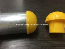 足場のGIの管(管のサイズ48.6 x 2mm)のためのプラスチックエンドキャップ