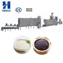Быстрое приготовление питательной искусственного риса производственной линии Механизма