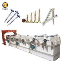 Elektrisches Galvanisierung-Produktions-Gerät für Schrauben-Nägel und Stahldraht, Galvanisierung-Zink-Beschichtung-Zeile