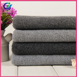 Ouatine 100% micro de polyester (tissu polaire d'ouatine) pour le vêtement