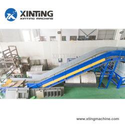 máquina de reciclagem de plástico de resíduos a linha de lavagem a frio China Ruili 2000kg/h máquina de reciclagem de garrafas de plástico de garrafa pet