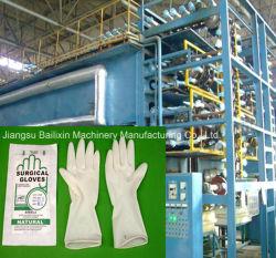 自動ラテックスグローブ生産ライン用手袋用チップマシン