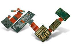 Personalizar FPC de circuito impreso PCB PCB Manufactura Material poliamida