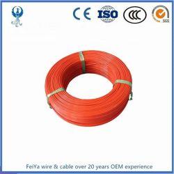250 градусов 600V 1.8mm тефлоновое ПТФЭ PFA FEP ETFE изолированный высокотемпературный провод