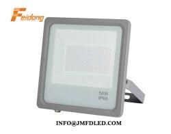 Промышленные осветительные приборы Светодиодный прожектор черный корпус Slim тип светодиодный светильник