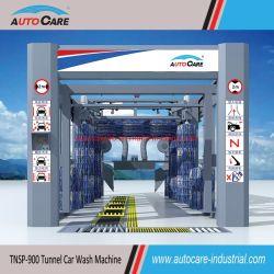 Полностью автоматическая стиральная машина Tunnelcar/ автоматизированной машине шайбу с плоского ремня транспортера