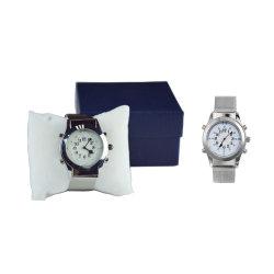 공장 주문 로고 마스크 방수 손목 시계를 가진 남자 손목 사치품을%s 자동적인 상표 시계