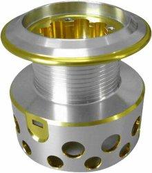 Precision Metal/aluminium/Machines d'usinage CNC/partie usinée pour l'aérospatiale/auto