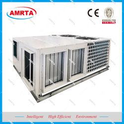 Ciclo económico/libre en la azotea de refrigeración unidad envasada con tapón de la ce el ventilador/unidad de Aire Acondicionado Central