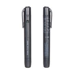 الاختبار التلقائي لسائل الفرامل قلم الاختبار 5 شاشة عرض مؤشر LED لـ DOT3/DOT4 قلم إلكتروني صغير لسائل الفرامل جهاز اختبار رقمي