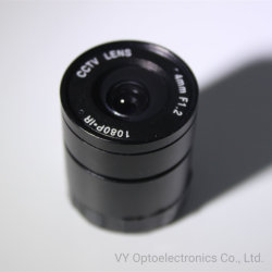 FL 4.0mm van de Levering van China Panoramisch Ontsproten Cs zetten de Lens van kabeltelevisie direct van Fabriek op