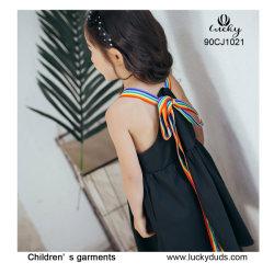 Baby die de Unisex-Slijtage van de Jonge geitjes van de Kleren van de Kinderen van de Zomer kleden