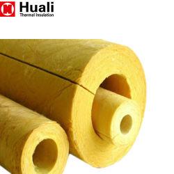 Lã de isolamento de fibra de vidro do tubo de Lã de Vidro