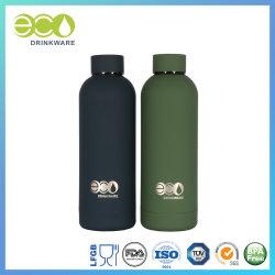 500ml BPA geben 18/8 304 Edelstahl-thermische Wasser-Flaschen-doppel-wandige Vakuumgroßhandelskolben frei