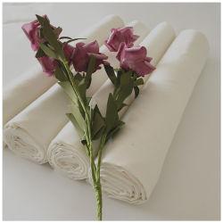 ベトナムの市場のための無漂白のさらさ80の多20綿の灰色ファブリック