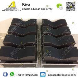 Kr208 Kiva K2 Линейный массив Компактный активный динамик система линейного массива Professional мощный модуль усилителя