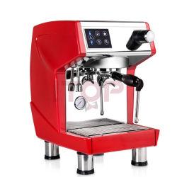 Кофеварка эспрессо в коммерческих целях капучино кофе одной группы с импортированных водяной насос
