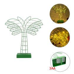 Forme d'arbre de noix de coco lampe de bureau décoratif (92-XS1894)