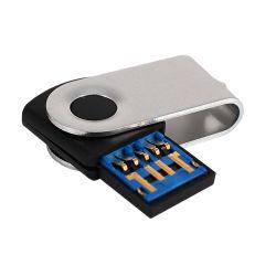Bester Stock USB-grelle Platte Geschenk-kundenspezifischer Firmenzeichen-Minihochgeschwindigkeitsschwenker USB-3.0