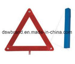 Triângulo de Aviso do wt110 43X22X25.5 Dsw Company