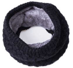 제조 100% 폴리에스테르 따뜻하고 편안한 조절식 겨울철 앤텀n 인피니티 스카프 넥 스카프 윈터
