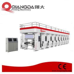 Печать Rotogravure машины пленки на пластиковый пакет