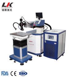 200W 300W 400W Laser de fibra de Equipamento de Soldadura de molde a reparação de YAG Laser Spot Laser Soldador máquina de soldar do Molde