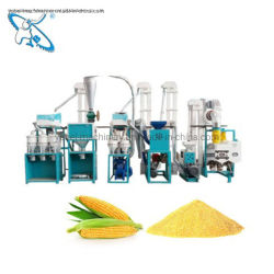 Мелких кукурузы машина для измельчения сочных для кукурузной муки