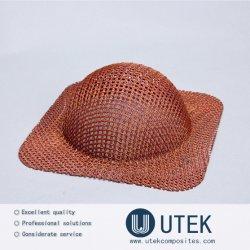 Haut de la silice pour la Fonderie de filtration en fibre de verre
