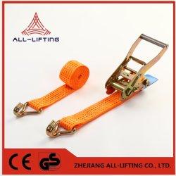 50mm 5tons, die Brücke-Riemen-Polyester-Schaltklinke peitschen, binden unten